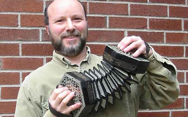 The English concertina and the Duet concertina